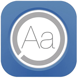 BytaFont 3 lets you apply fonts to your iPhone/iPad/iPod Touch (iOS: 9.x - 10.2).  Compatible fonts can be found under
