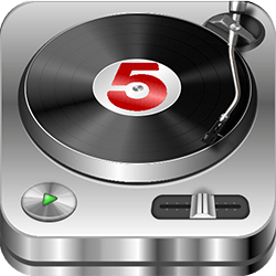 DJStudio is a free, robust and powerful party-proof virtual turntable for DJs which enables you to mix, remix, scratch, loop or pitch your music in the palm of your hands. Designed to be user friendly, social and responsive, you now have the keys to mix your music and rule the party.