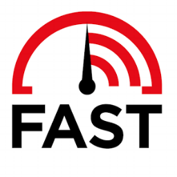 Use the fast.com application to help you see how fast your internet connection is, whether on mobile or broadband, anywhere in the world. It is ad free with a streamlined design that is quick and easy to understand.