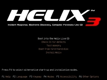 Helix is a Linux based incident response system. It is also used in system investigation and analysis along with data recovery and security auditing. The most recent version of this tool is based on Ubuntu that promises ease of use and stability.