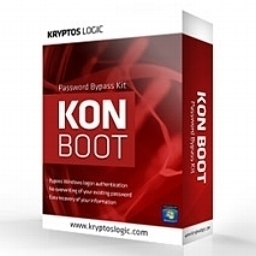 Kon-Boot is an application which will silently bypass the authentication process of Windows based operating systems. Without overwriting your old password! In other words you can login to your Windows profile without knowing your password. Easy to use and excellent for tech repairs, data recovery and security audits.