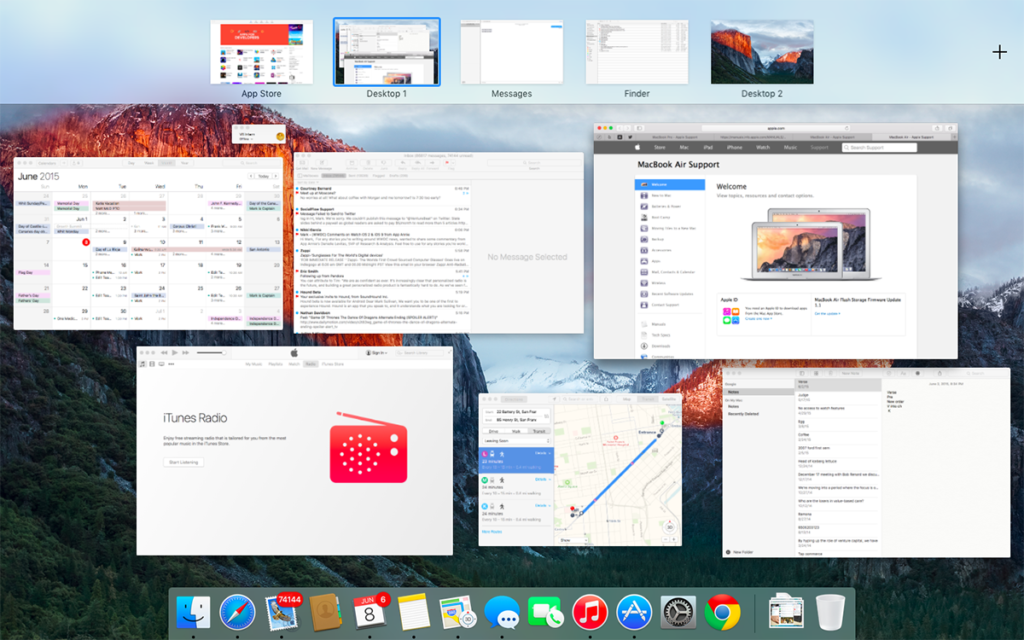 OS X El Capitan is the twelfth major release of OS X, Apple Inc.'s desktop and server operating system for Macintosh computers. It is the successor to OS X Yosemite and focuses mainly on performance, stability and security.
