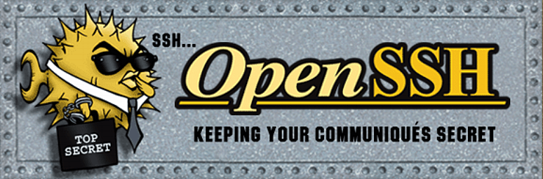 OpenSSH is the short name for Open Secure Shell and is a free software suite which is used to make your network connections secured. It uses the SSH protocol to provide encrypted communication sessions in a computer network. It was designed originally as an alternative to the Secure Shell Software developed by SSH Communications Security. The tool was designed as a part of the OpenBSD project.